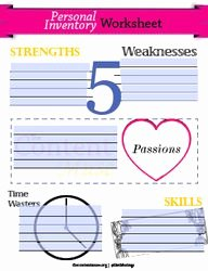 Job Skills assessment Worksheet New Pinterest • the World's Catalog Of Ideas