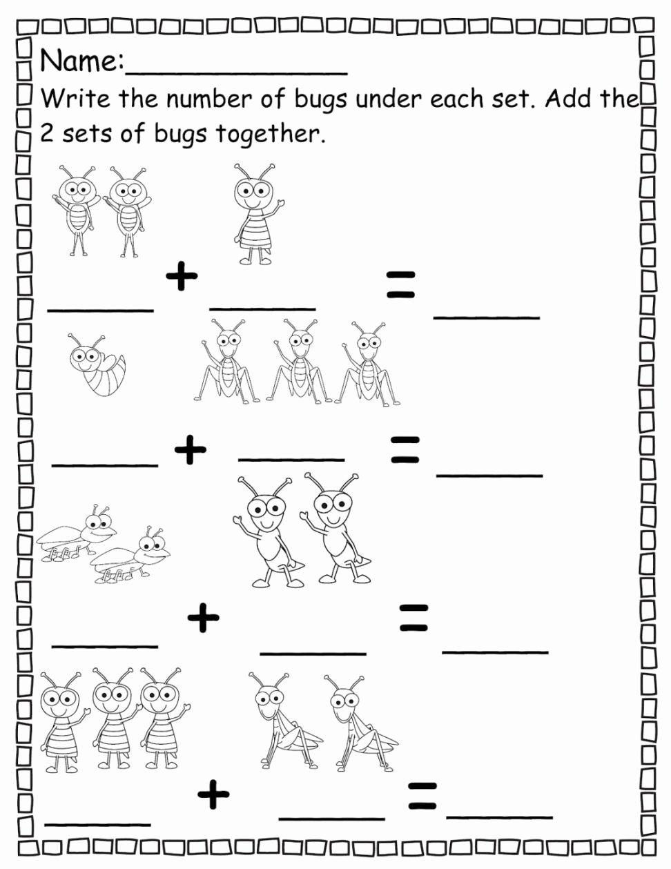 Kindergarten Math Worksheet Pdf Fresh Free Kindergarten Math Worksheets Chapter 2 Worksheet