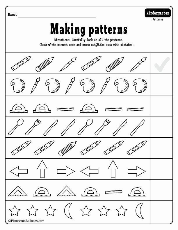 Kindergarten Math Worksheet Pdf New 15 Kindergarten Math Worksheets Pdf Files to for