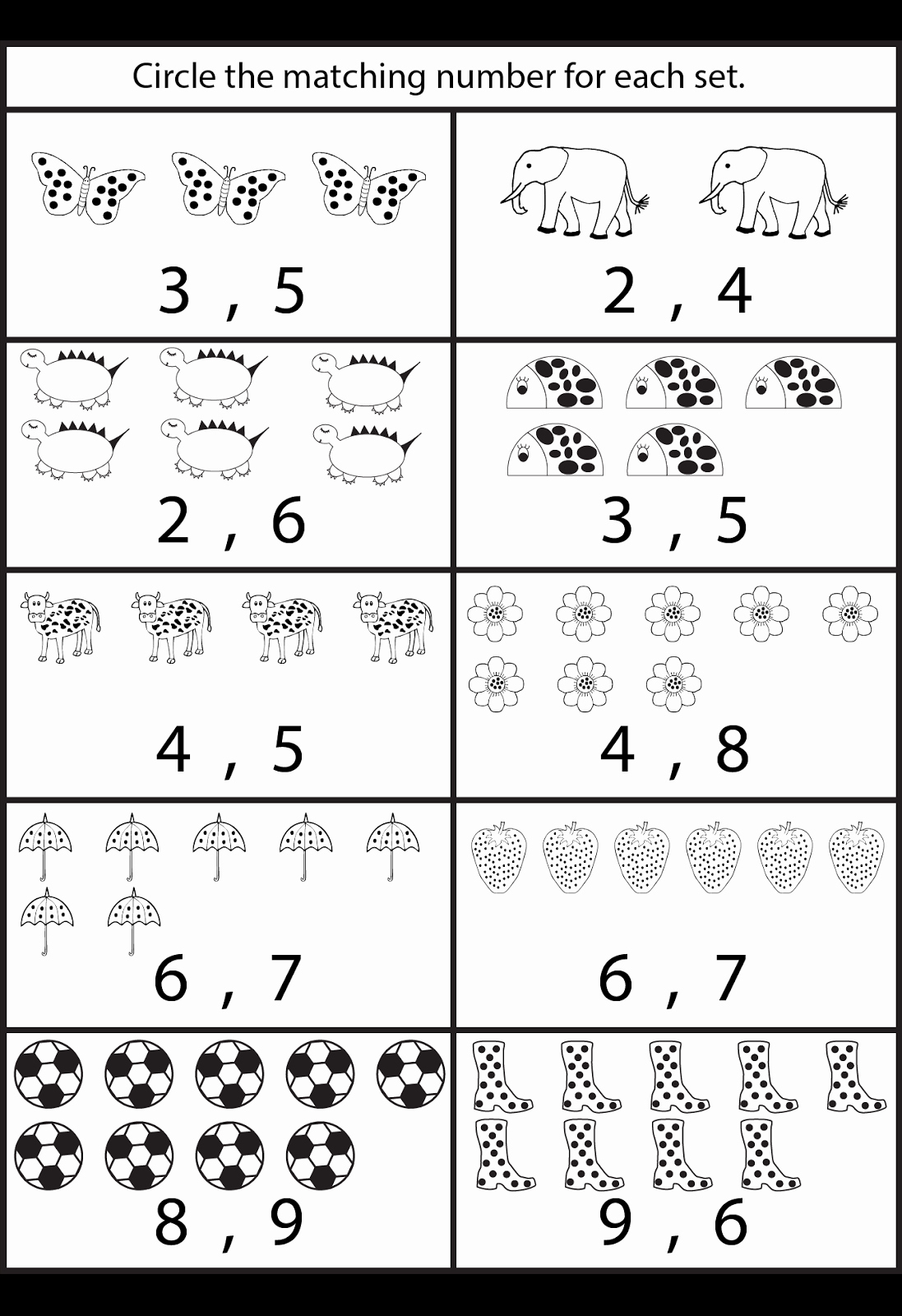 Kindergarten Math Worksheet Pdf New More and Less Worksheets for Kindergarten Worksheet