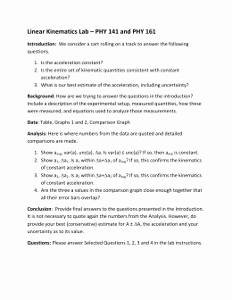 Kinematics Practice Problems Worksheet Awesome Kinematics Worksheet Part 2