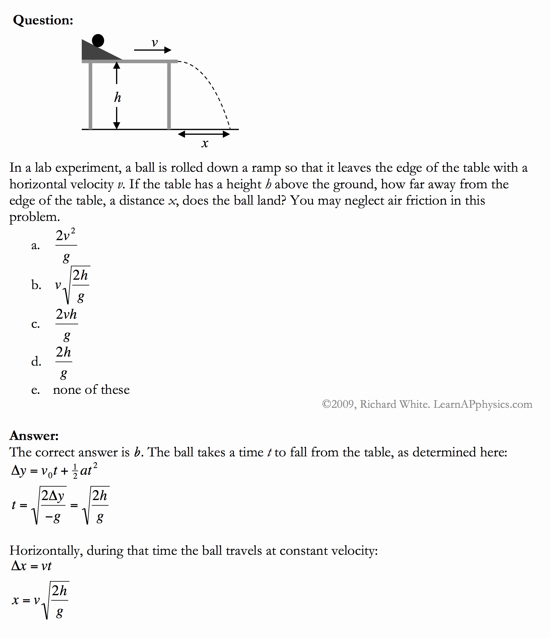 Kinematics Practice Problems Worksheet Inspirational Learn Ap Physics Ap Physics 1 & 2 Kinematics