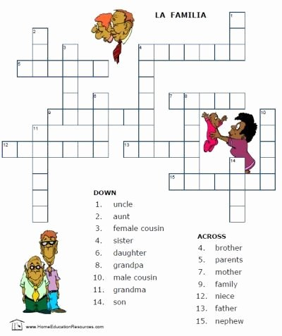 La Familia Worksheet In Spanish Awesome 10 Images About Spanish On Pinterest
