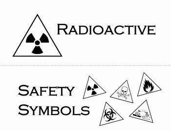 Lab Safety Symbols Worksheet Unique Lab Safety Symbols Word Wall Memory Game and Worksheet