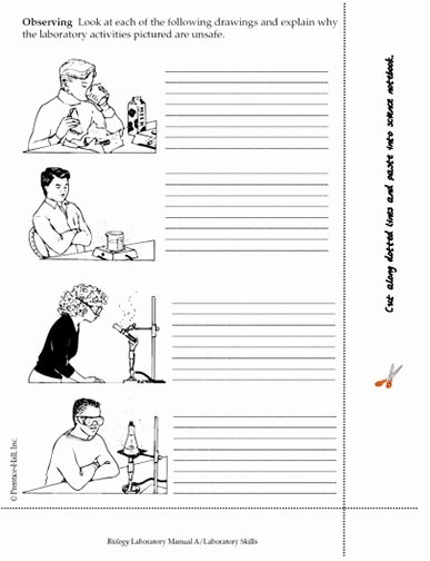 Lab Safety Worksheet Answers Unique 26 Best Images About Science Safety Group Work On