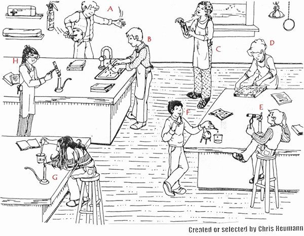 Lab Safety Worksheet Pdf Inspirational Safety In the Lab