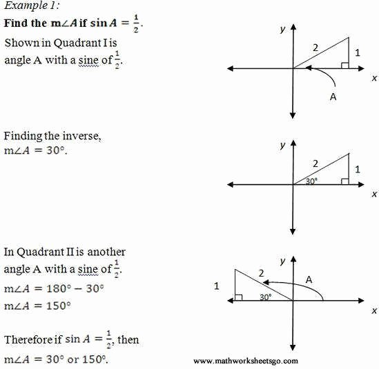 Law Of Sines Worksheet Answers Best Of Law Sines and Cosines Worksheet
