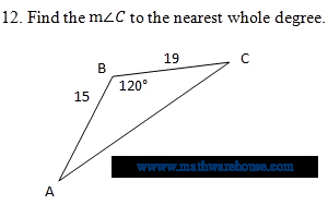 Law Of Sines Worksheet Answers Lovely Law Of Sines and Cosines Worksheet with Key Pdf