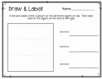 Layers Of soil Worksheet New Layers Of soil Science Interactive Notebook Foldable