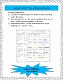 Layers Of the atmosphere Worksheet Elegant Layers atmosphere Coloring Teaching Resources