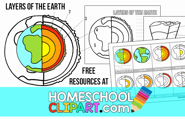 Layers Of the Earth Worksheet Fresh Free Layers Of the Earth Worksheets