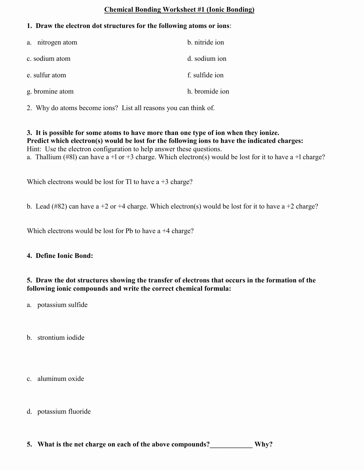 Lewis Structure Worksheet with Answers Inspirational Lewis Dot Structures Worksheet 1 Answer Key