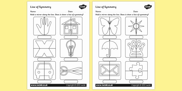 Line Of Symmetry Worksheet Awesome Line Of Symmetry Worksheet Mirror Symmetry Activity