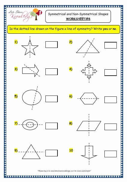 Line Of Symmetry Worksheet Awesome Lines Symmetry Worksheet