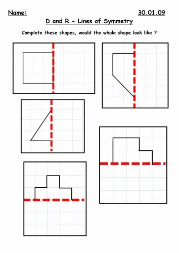 Line Of Symmetry Worksheet Beautiful 25 Best Ideas About Symmetry Worksheets On Pinterest