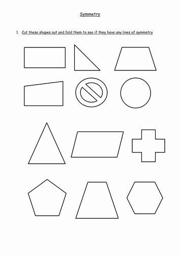 Line Of Symmetry Worksheet Beautiful Symmetry Lines and Rotational Symmetry Ks3 by