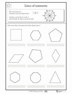 Line Of Symmetry Worksheet Elegant 1000 Images About Flip Slide Turn Symmetry On Pinterest