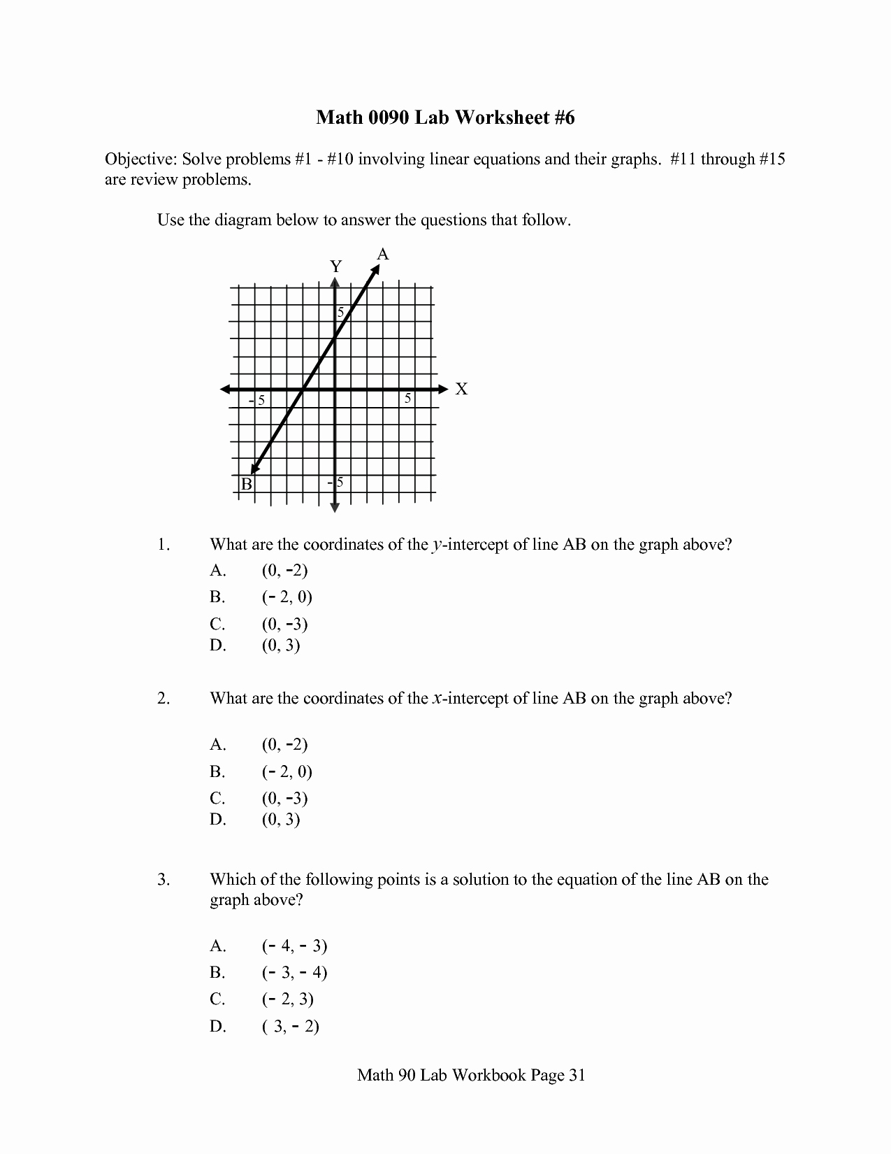 Linear Functions Word Problems Worksheet Best Of 17 Best Of Linear Function Word Problems Worksheet