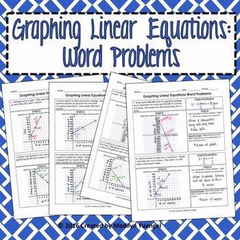 Linear Inequalities Word Problems Worksheet Inspirational Madilyn Yuengel Teaching Resources