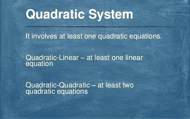 Linear Quadratic Systems Worksheet New Systems Linear Quadratic Equations Worksheet – Festival
