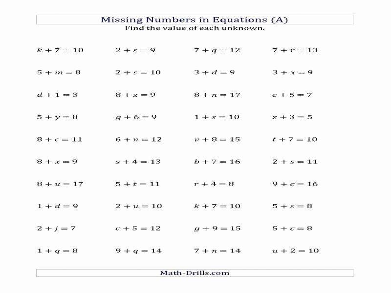 Literal Equations Worksheet Algebra 1 Beautiful solving Literal Equations Worksheet