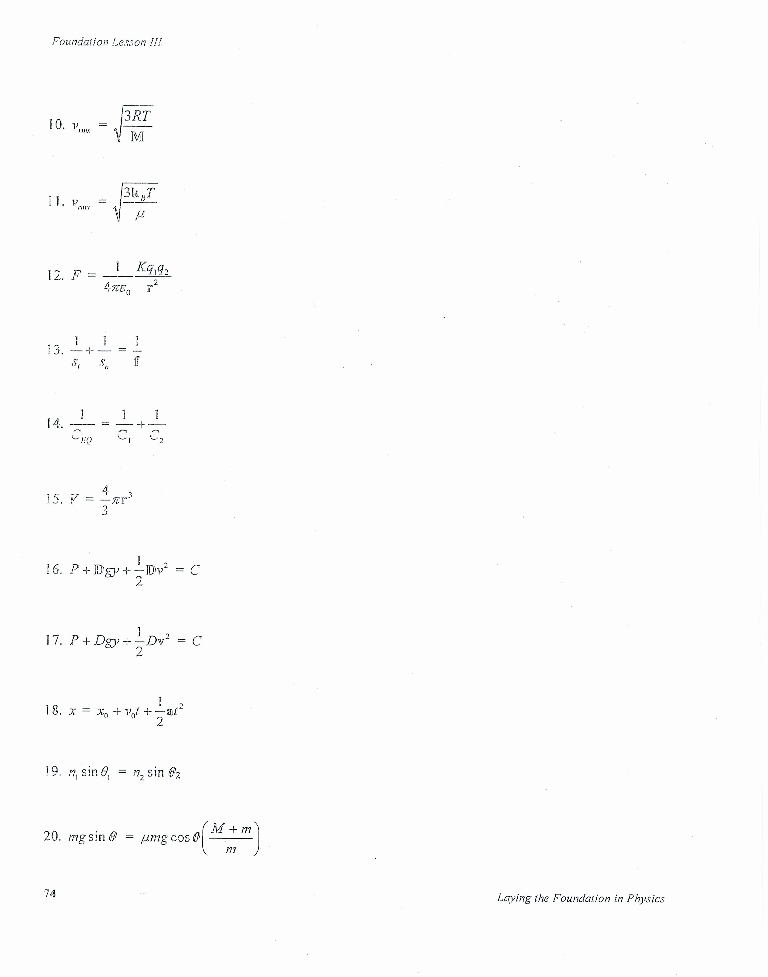Literal Equations Worksheet Answer Key Beautiful solving Literal Equations for A Variable Worksheet