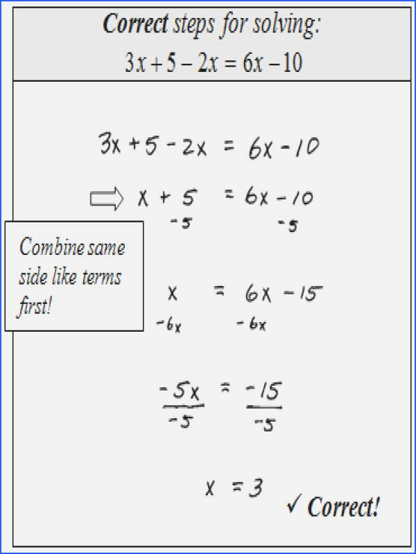 Literal Equations Worksheet Answer Key Fresh solving Literal Equations Worksheet