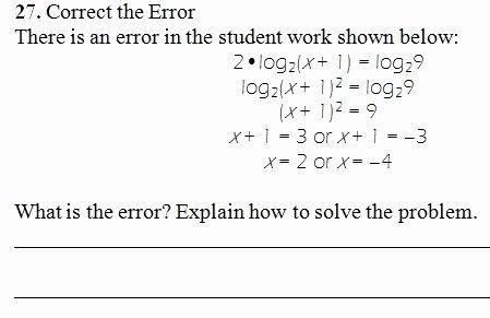 Logarithm Worksheet with Answers Luxury Logarithmic Equations Worksheet Pdf with Key 27 Log