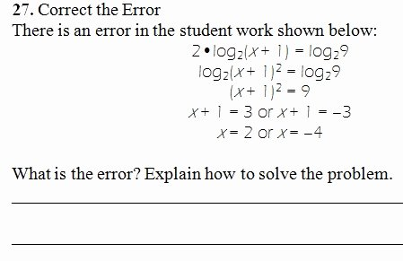 Logarithmic Equations Worksheet with Answers Luxury Logarithmic Equations Worksheet Pdf with Key 27 Log