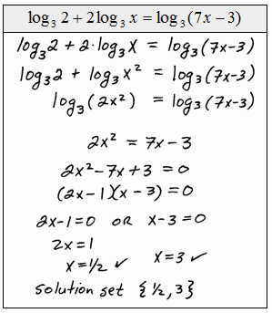 Logarithmic Equations Worksheet with Answers Luxury Openalgebra solving Logarithmic Equations