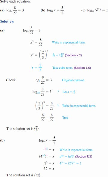 Logarithmic Equations Worksheet with Answers Luxury solving Logarithmic Equations Worksheet