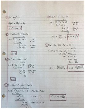 Long Division Of Polynomials Worksheet Beautiful Dividing Polynomials Using Long Division Joke Worksheet by