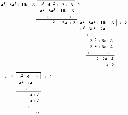Long Division Of Polynomials Worksheet Luxury H C F Of Polynomials by Long Division Method