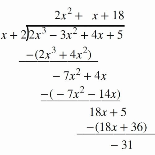Long Division Of Polynomials Worksheet Unique 22 Algebra 2 Synthetic Division Worksheet