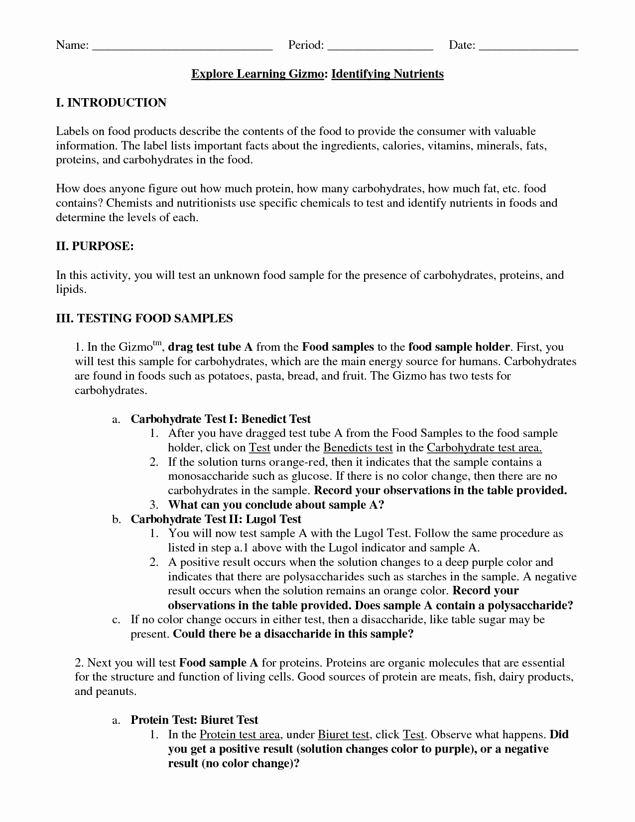 Macromolecules Worksheet Answer Key Beautiful 12 Best Of Vitamin and Minerals Worksheet Answers