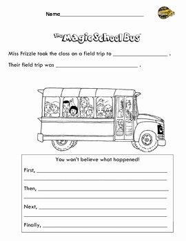 Magic School Bus Worksheet Elegant Magic School Bus Summary Worksheet by Stapels