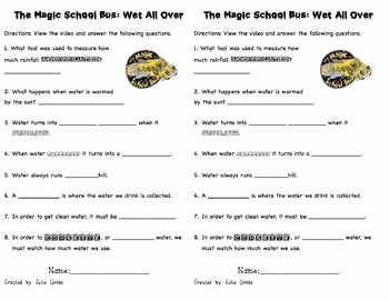Magic School Bus Worksheet Lovely 16 Best Images About Magic School Bus On Pinterest