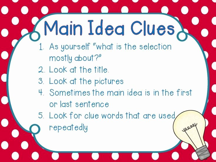 Main Idea Worksheet 2nd Grade Beautiful Best 25 Main Idea Lessons Ideas On Pinterest
