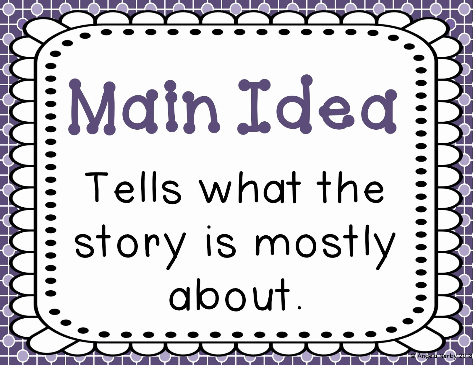 Main Idea Worksheet 4 Beautiful Main Idea Mania Freebie and Giveaway Hippo Hooray