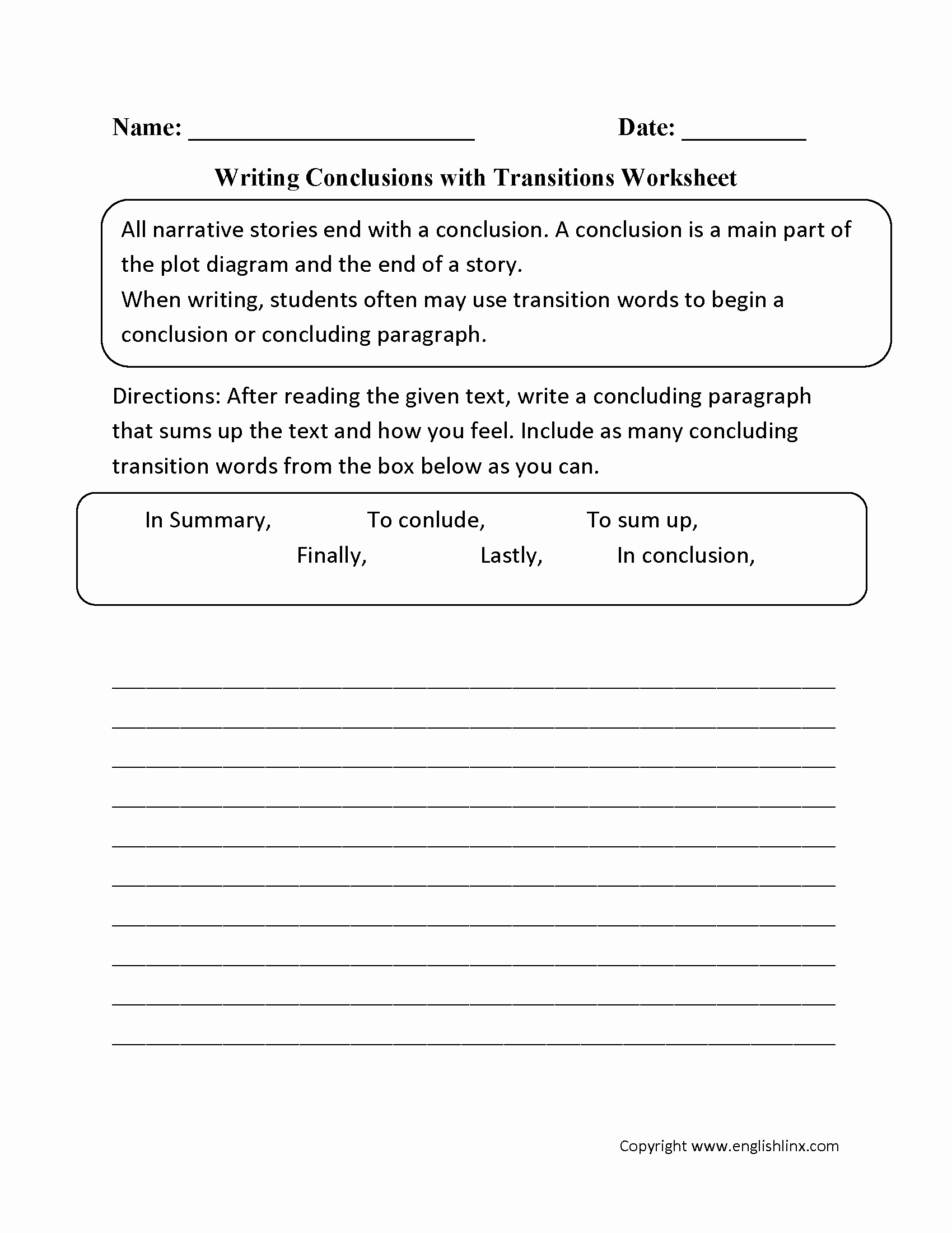 Making Conclusions Geometry Worksheet Answers Awesome Englishlinx