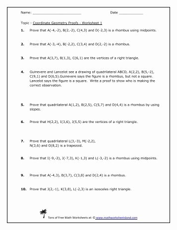 Making Conclusions Geometry Worksheet Answers Beautiful Geometry Name Proof Worksheet 3 Date 1 Given â 3 â â