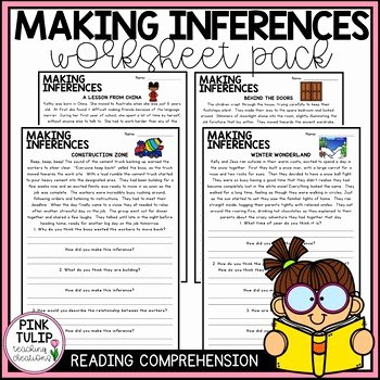 Making Conclusions Geometry Worksheet Answers Fresh Making Inferences and Drawing Conclusions Reading