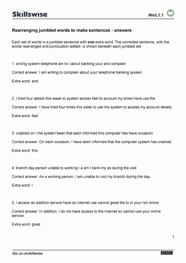 Making Conclusions Geometry Worksheet Answers Inspirational Has and Have Worksheets with Answers