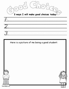 Making Good Choices Worksheet Unique 1000 Images About Making Choices On Pinterest