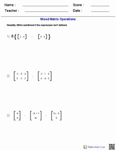 Matrices Word Problems Worksheet Beautiful 445 Best Math Aids Images