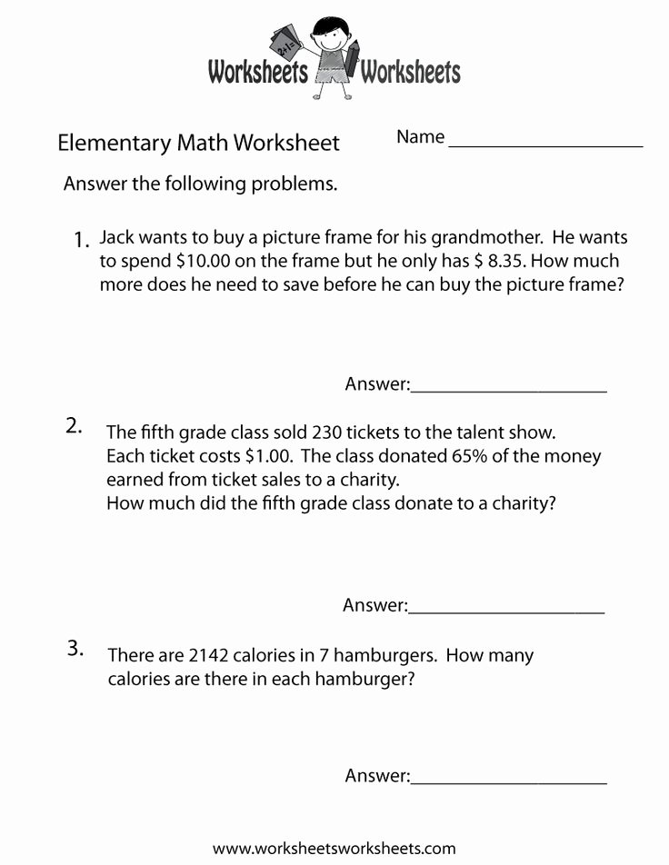 Matrices Word Problems Worksheet New 10 Best Of order Operations Worksheets 9th Grade