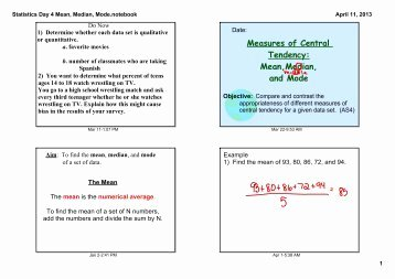 Measure Of Central Tendency Worksheet Beautiful Measures Of Central Tendency Mean Median and Mode Worksheet