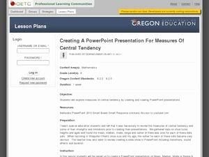 Measures Of Central Tendency Worksheet Inspirational Measures Of Central Tendency 6th Grade Lesson Plan