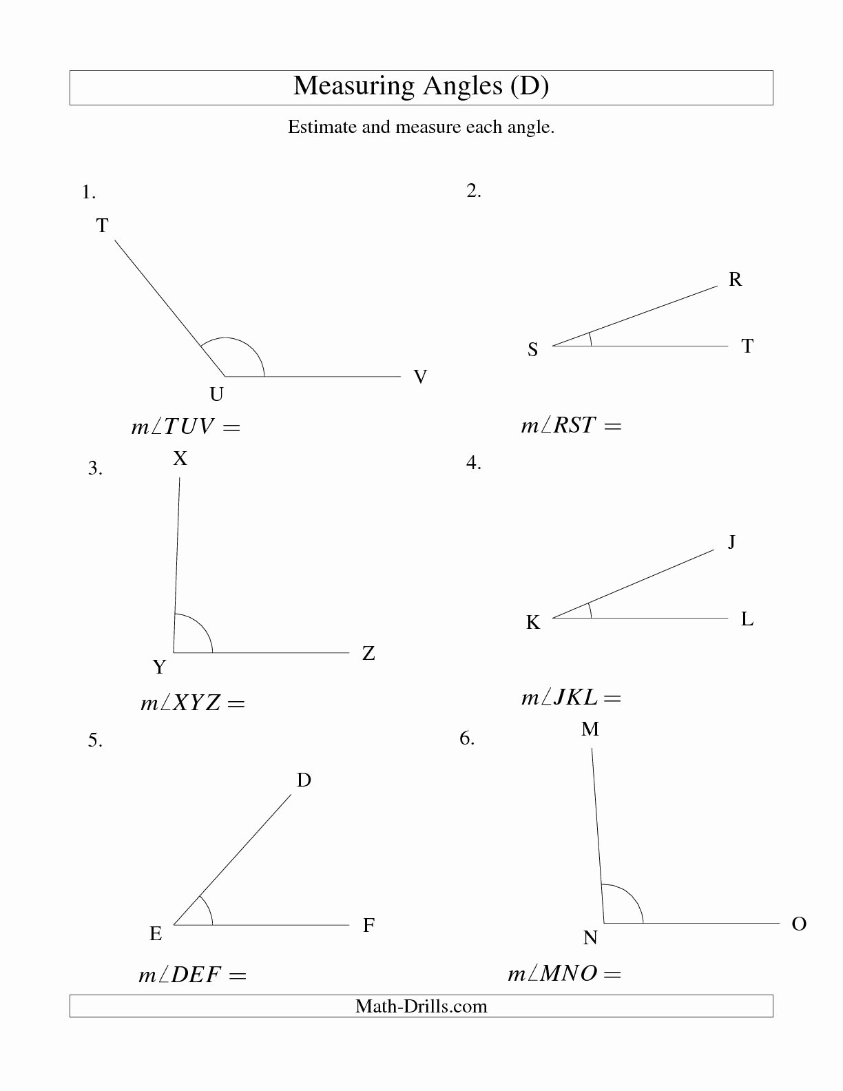 post super teacher worksheets measurement