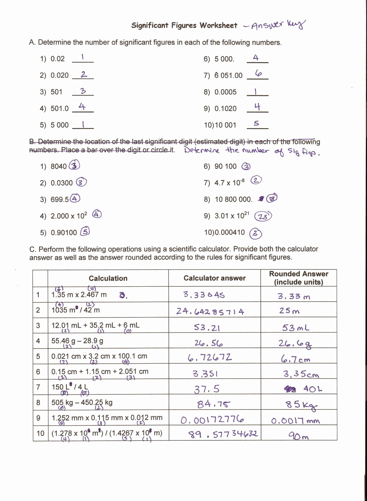Metric Conversion Worksheet Answer Key Inspirational New 550 Counting atoms Worksheet Answer